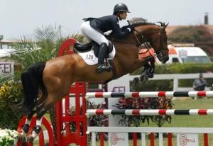 María Gabriela Brugal se clasifica para las Olimpíadas Juveniles