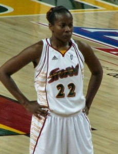 Sheryl Swoopes, la 'Michael Jordan' del baloncesto femenino