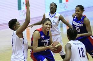 Dominicana regresa al pódium del Centrobasket con el bronce