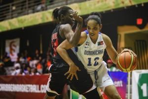 Dominicana logra boleto para el Centrobasket femenino