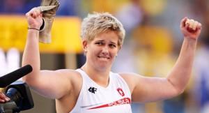 La polaca Wlodarczyk bate la marca mundial de martillo