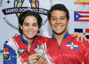 Aumí y Morín ganan oro Iberoamericano