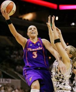 Diana Taurasi, 10 años dominando la WNBA