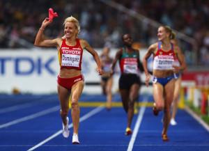 La IAAF no podrá usar los datos biológicos de la atleta Marta Domínguez