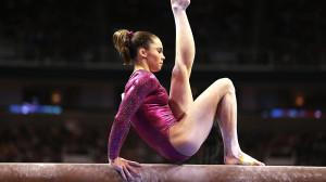 Gimnasta olímpica es víctima de pornografía infantil