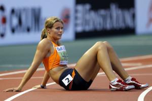 Dafne Schippers, la mejor atleta de Europa