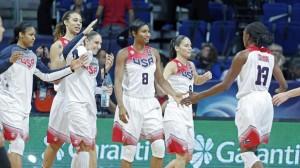 Estados Unidos destrozó a una España valiente en la final del Mundobasket