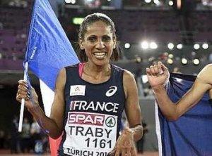 La francesa Traby, bronce en los Europeos de Zúrich, positivo por EPO