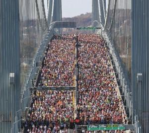 Trece dominicanas corrieron el Maratón de Nueva York