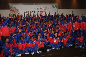 El Gobierno promete dar incentivos a los atletas que ganen medallas en Veracruz