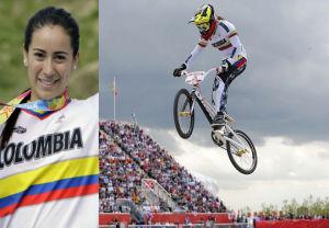 Mariana Pajón, bicampeona en el Trofeo de las Naciones de Francia