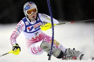 Lindsey Vonn gana la previa del Mundial de esquí alpino