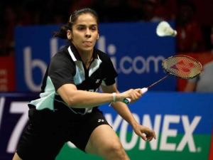 Saina Nehwal gana el Master de India de bádminton