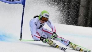 Anna Fenninger se cuelga su segundo oro en Mundial de Esqui