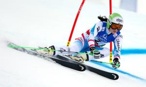 Fenninger gana el primer oro por delante de Maze y Vonn en Mundial de Esquí