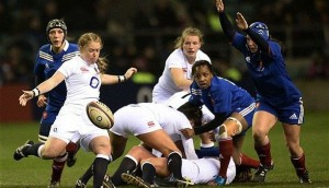 El rugby femenino crece a niveles records