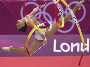 Excluyen la cuerda del prógrama olímpico de gimnasia