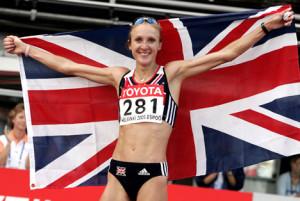 La dueña del récord mundial de maratón reaparecerá en Londres