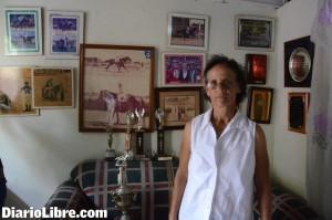 Leclerc, 35 años en el hipismo en la República Dominicana, y no tiene casa propia