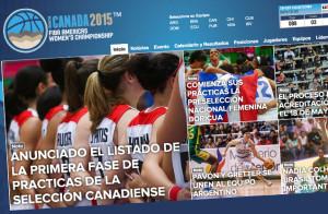 Lanzan sitio para el pre-olímpico femenino de baloncesto