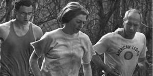 Katherine Switzer, la primera mujer en correr un maratón