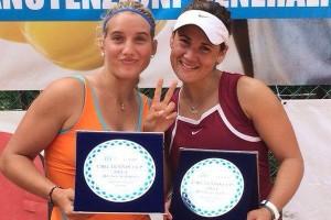 Segarelli perdió en la final en dobles de Obregón