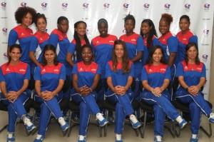 El hockey femenino dominicano busca hacer historia