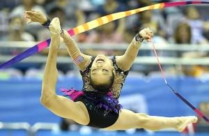 Laura Zeng, de la danza china a múltiple medallista panamericana