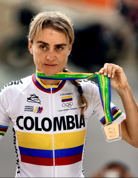 Mujer Deportiva RD – Colombiana Calle dio positivo en control antidopaje