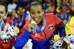 Ana Villanueva otorga otro oro a la República Dominicana