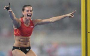 Isinbayeva se suma a comisión atletas del COI