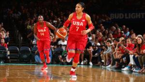 La selección femenina es el verdadero Dream Team del baloncesto