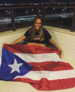 Calle en Puerto Rico llevará el nombre de Monica Puig