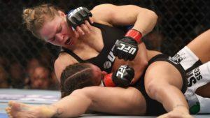 Ronda Rousey no peleará en el UFC 205