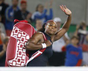 Serena Williams, eliminada en tercera ronda del torneo olímpico de tenis