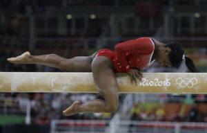 Simone Biles no podrá llevarse las cinco medallas
