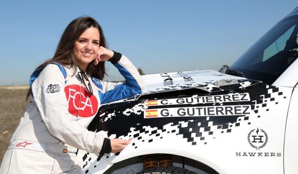 "Cristina Gutiérrez: ""El Dakar te obliga a superarte"""