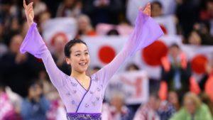 Se retira Mao Asada, la triple monarca olímpica de patinaje