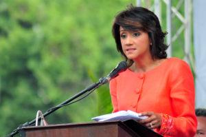 La Primera Dama dominicana inaugurará junto al presidente de Panamá las olimpíadas especiales
