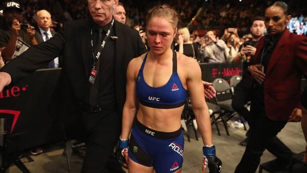 El espeluznante relato de Ronda Rousey donde muestra las cicatrices de sus manos