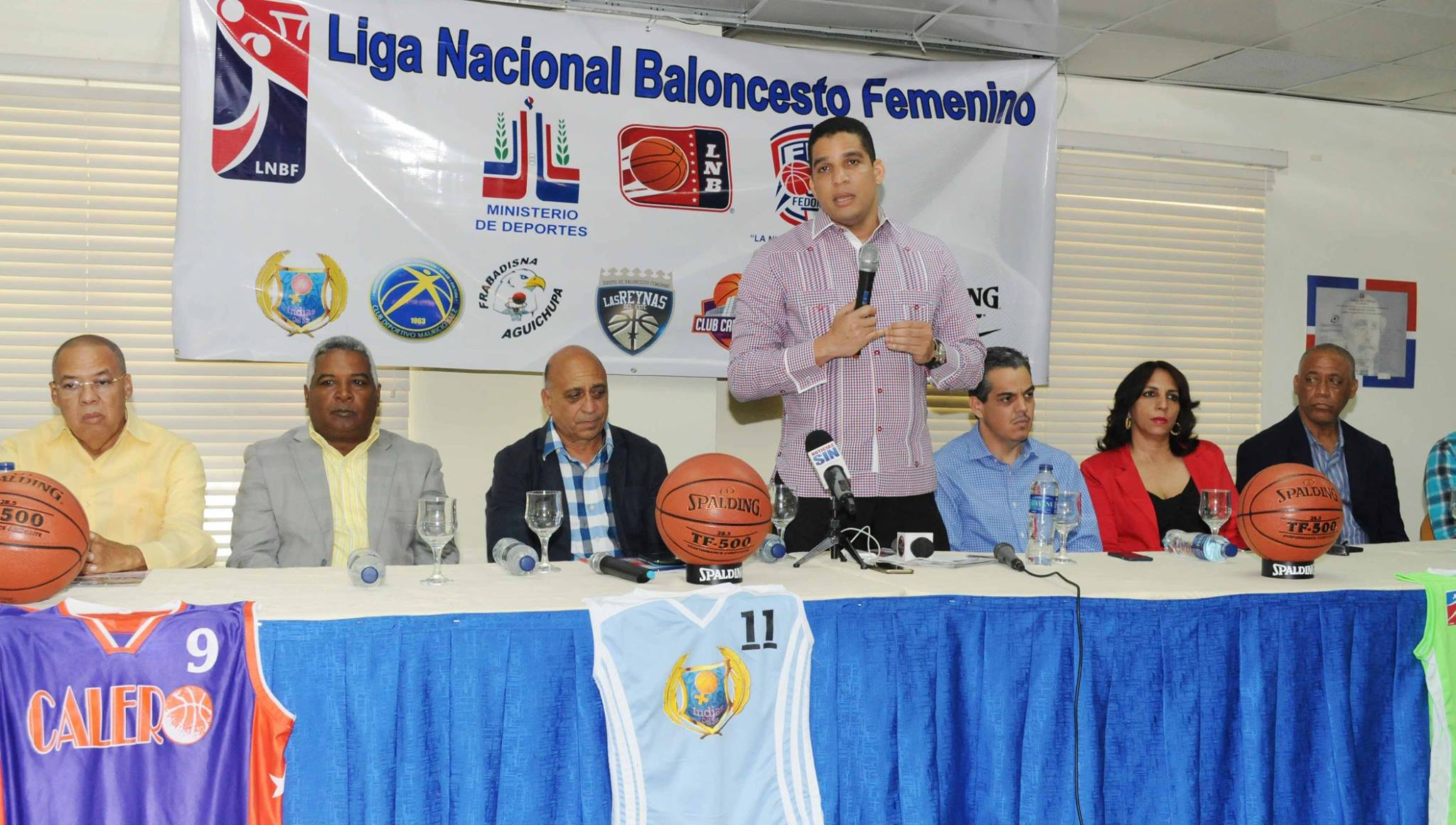 Liga Nacional de Baloncesto Femenino inicia con triple cartelera