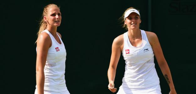 El saque, clave en el tenis femenino