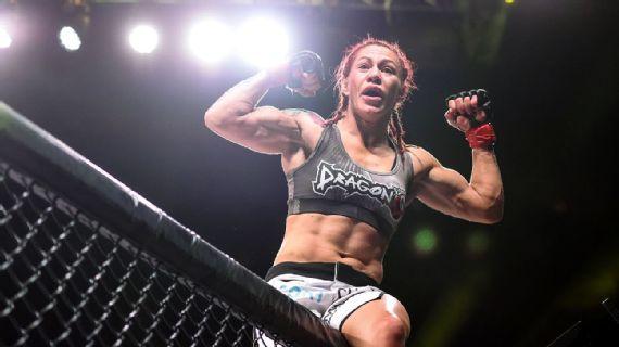 Cris Cyborg se enfrentará a Megan Anderson por el título pluma del UFC