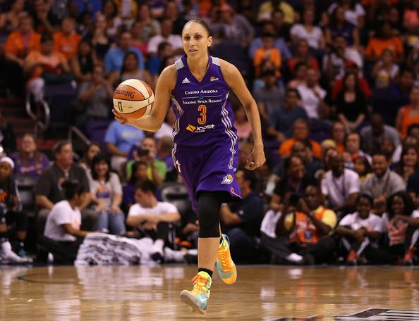 Diana Taurasi se convierte en líder histórica en puntos de WNBA