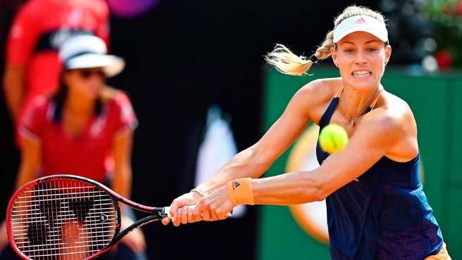 Kerber sigue al mando del ránking WTA