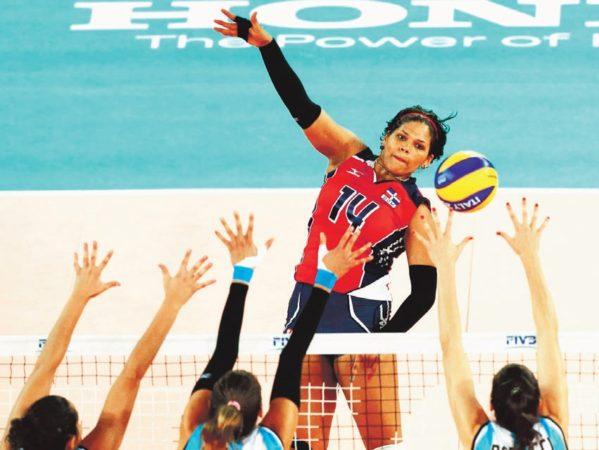 Jugar dos Juegos Olímpicos, el gran orgullo de Priscilla