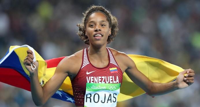 Yulimar Rojas se convirtió en la reina del triple salto de la temporada