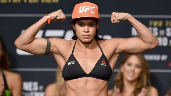 Amanda Nunes tiene nueva fecha para defender su título de peso gallo