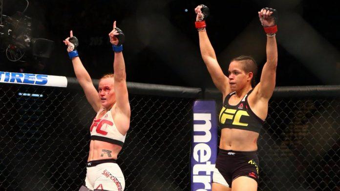Amanda Nunes vs. Valentina Shevchenko 2 es reprogramada para UFC 215