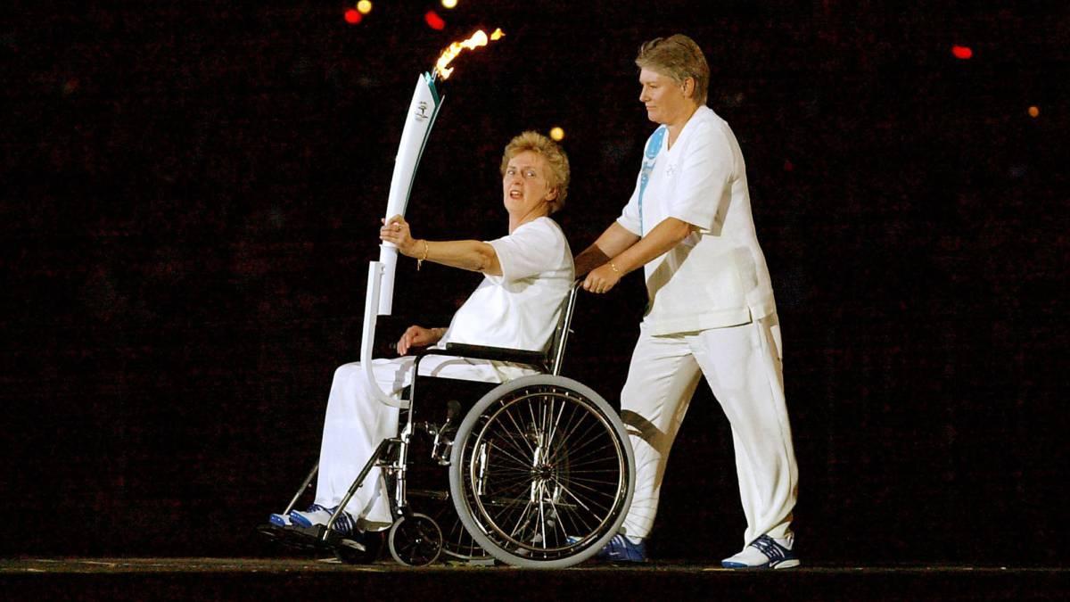 Betthy Cuthbert pierde la batalla ante la esclerosis múltiple